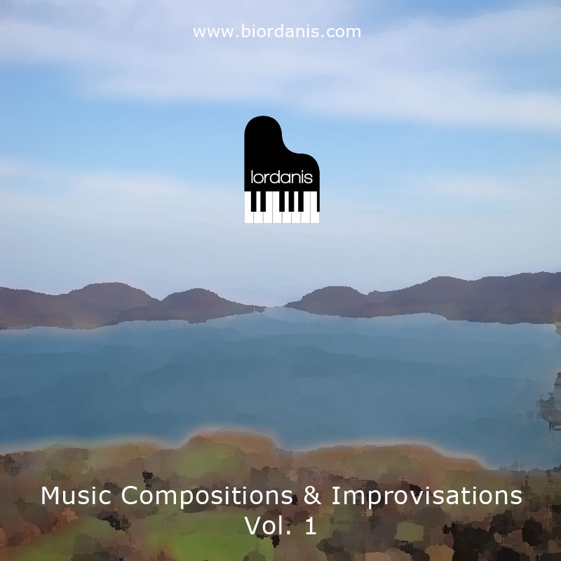 Music Compositions & Improvisations Vol. 1 by BIordanis